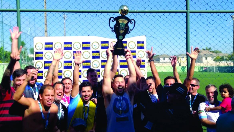 E a 3ª delegacia foi a grande campeã do 3º Torneio de Futebol Society – 2019 do SINPRFRJ
