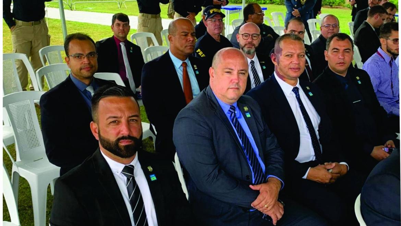 Presidente Bolsonaro faz aula magna na ANPRF em Florianópolis
