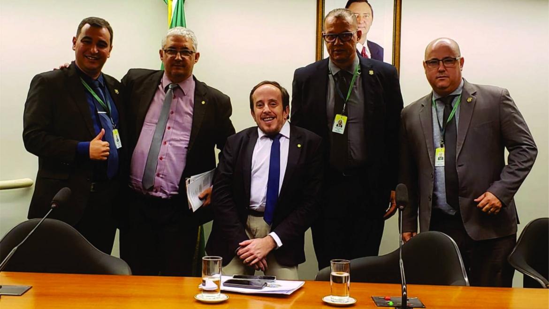 Instalação da Comissão Especial para debater a aplicação do Ciclo Completo de Polícia no Brasil