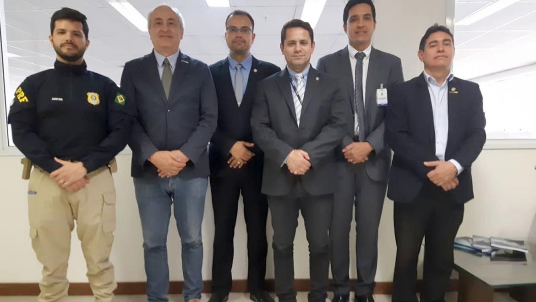 Sistema sindical se reúne com Coordenadores da área de Gestão de Pessoas da PRF para tratar do SISNAR