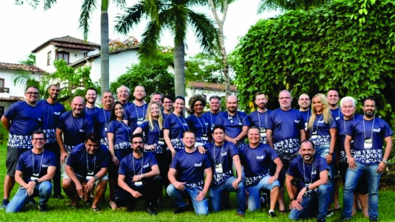 Diretoria de comunicação do SINPRFRJ participou, nesta semana, do 1º ENACOM – Encontro de Comunicação, realizado pela FENAPRF.
