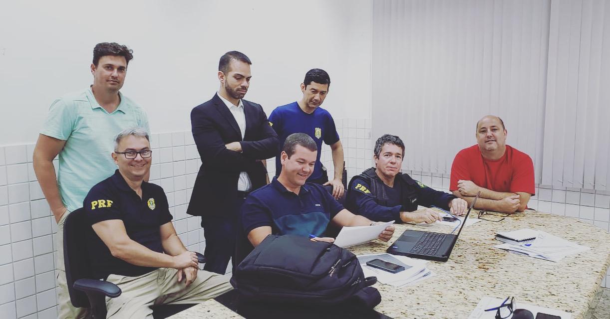 SINPRFRJ realiza reunião sobre IFR na 2ª delegacia