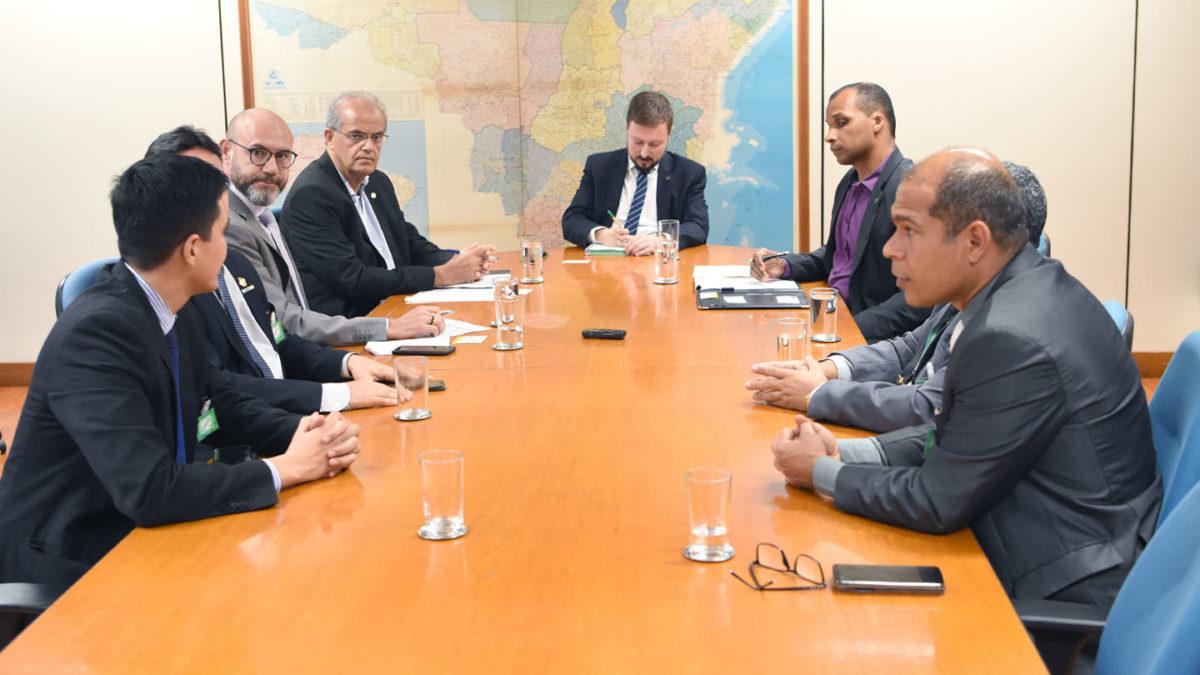 FenaPRF e Secretaria do Ministério da Economia iniciam tratativas para reestruturação da carreira