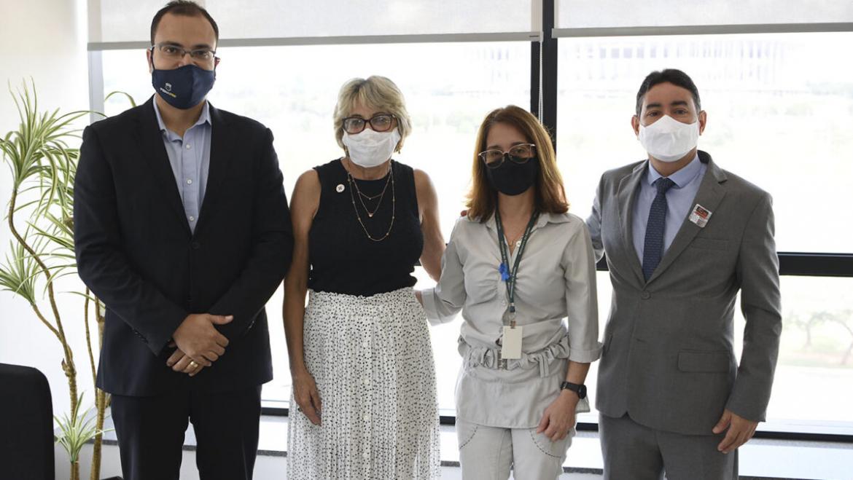 FenaPRF busca Ministério da Saúde para discutir saúde mental dos PRFs