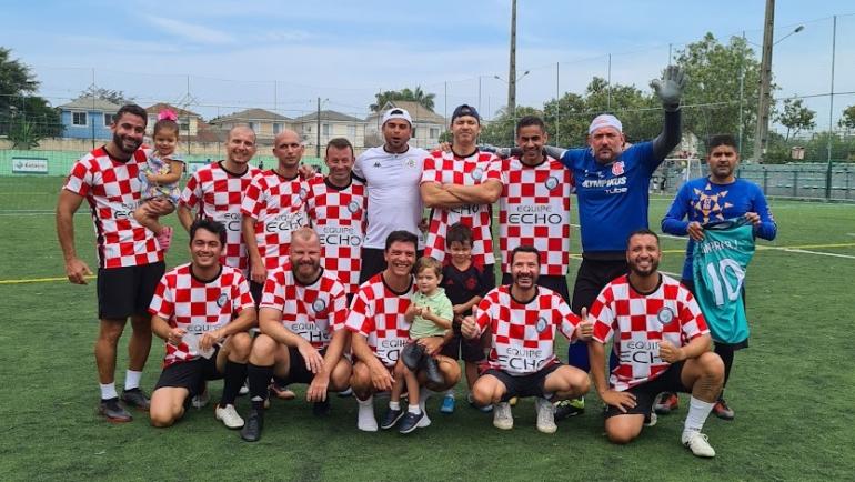 Sede é a campeã do 4º Torneio Interdelegacias do SINPRFRJ!